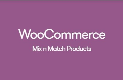 WooCommerce Mix and Match Products 1.2.5 Extension