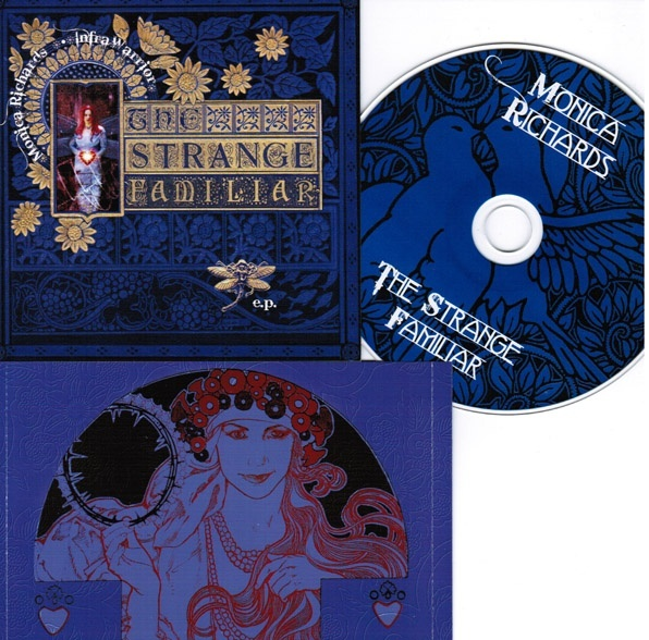 Monica Richards - The Strange Familiar e.p.
