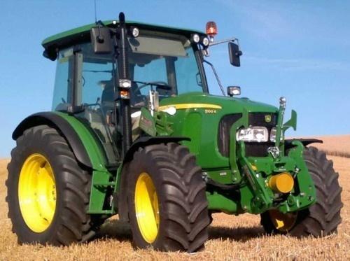 John Deere 5080R, 5090R, 5100R, 5080RN, 5090RN, 5100RN  European Tractors Repair Manual (TM401819)