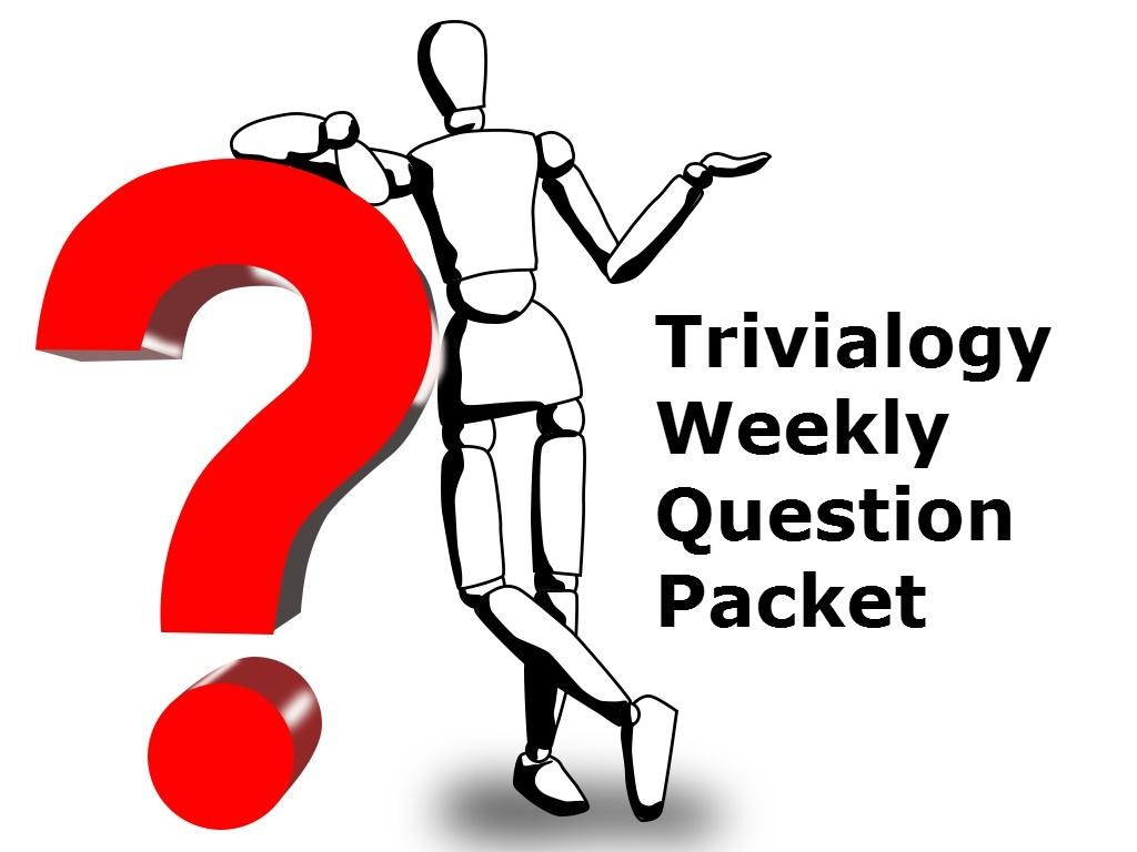 Trivialogy QP for November 13, 2017