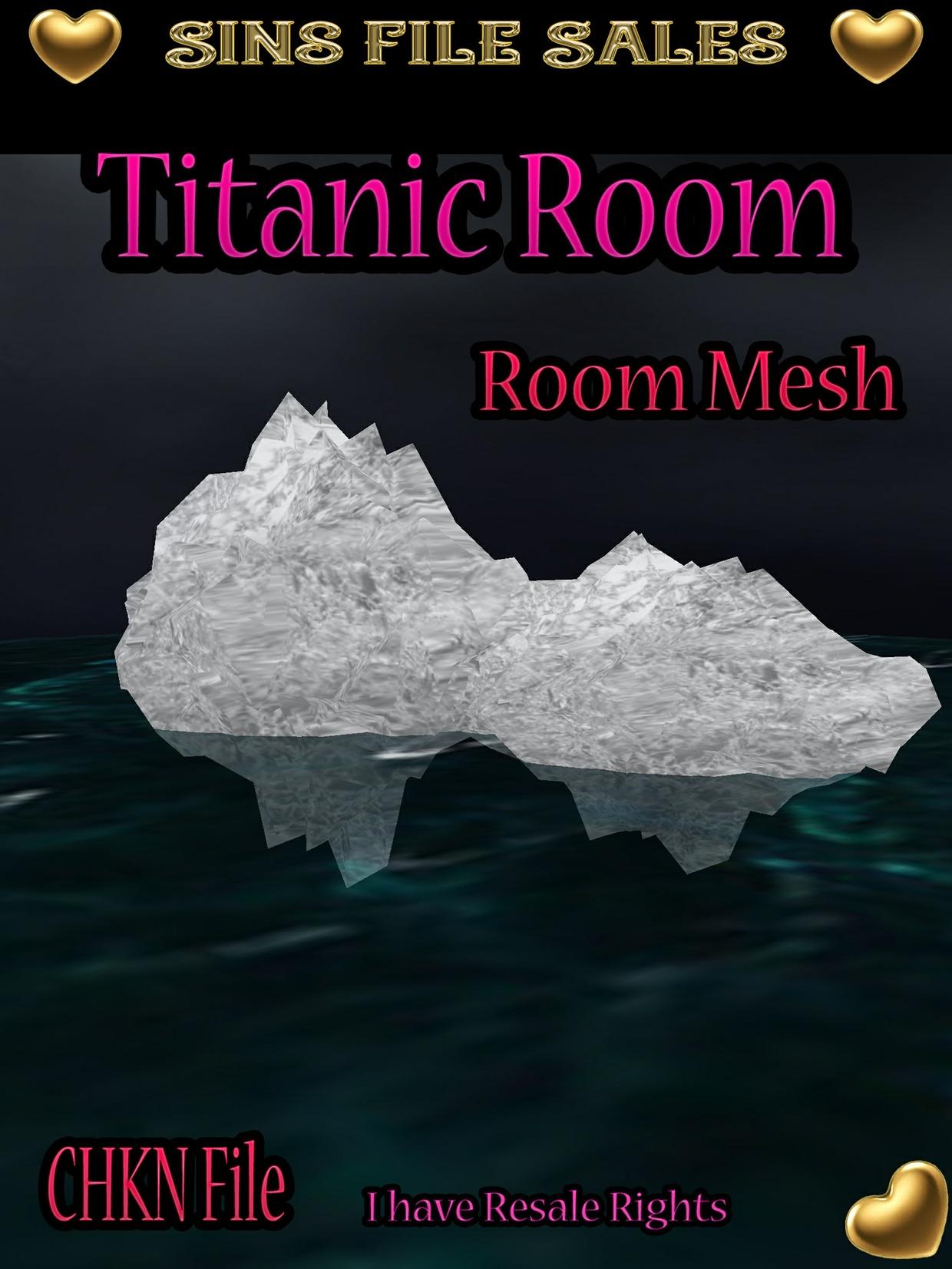 Titanic Room Mesh