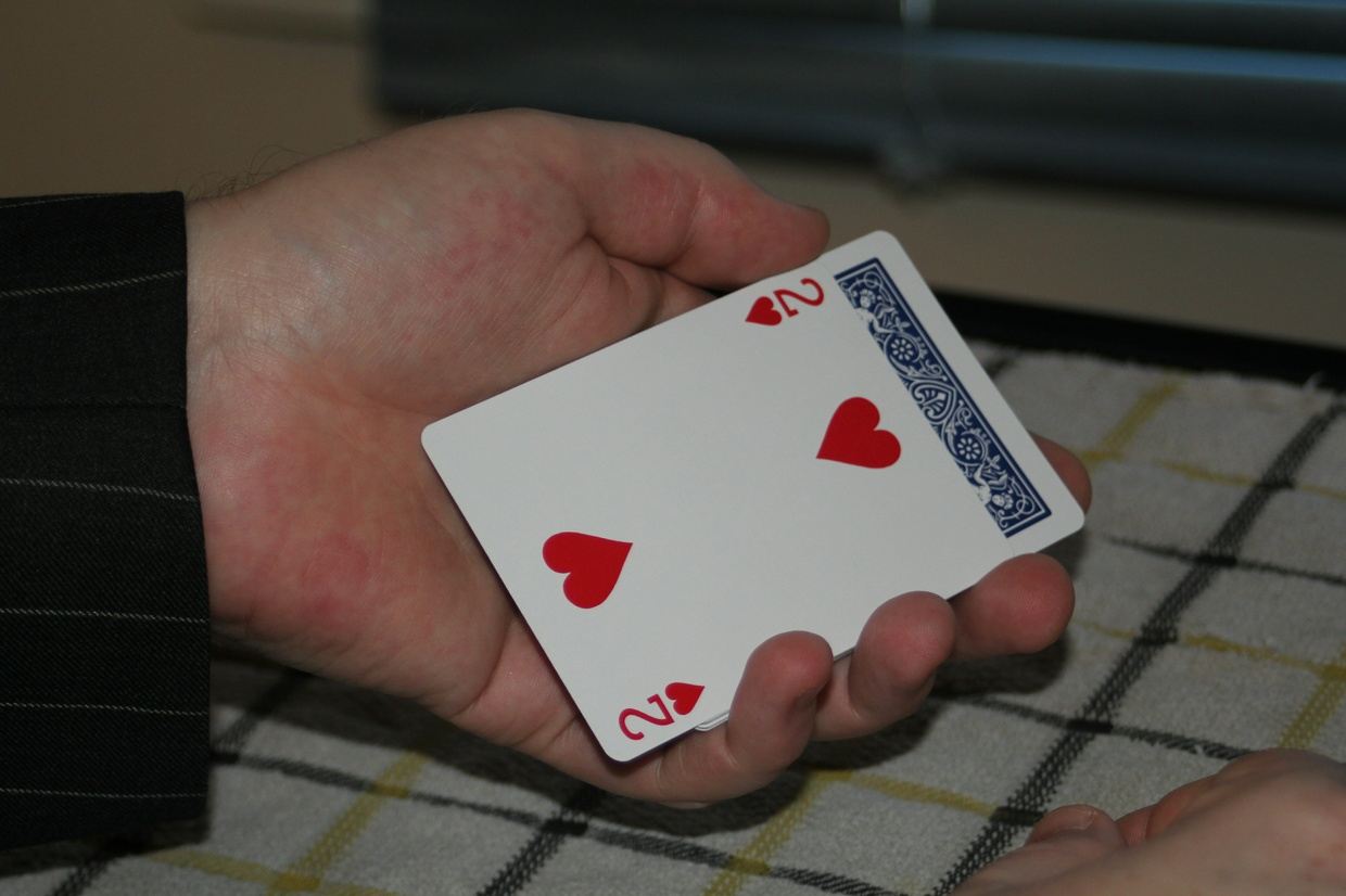 Royle's Ultimate Ambitious Card Trick Routine