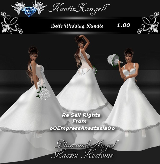 Belle Wedding Bundle