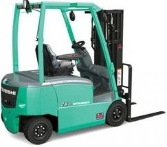Mitsubishi Forklift Truck FB16PN, FB16CPN, FB18PN, FB18CPN, FB20PN Workshop Service Manual