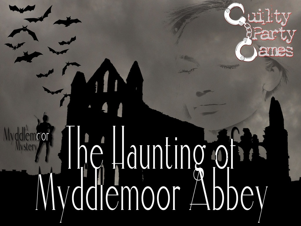 The Haunting Of Myddlemoor Abbey - 6 Players