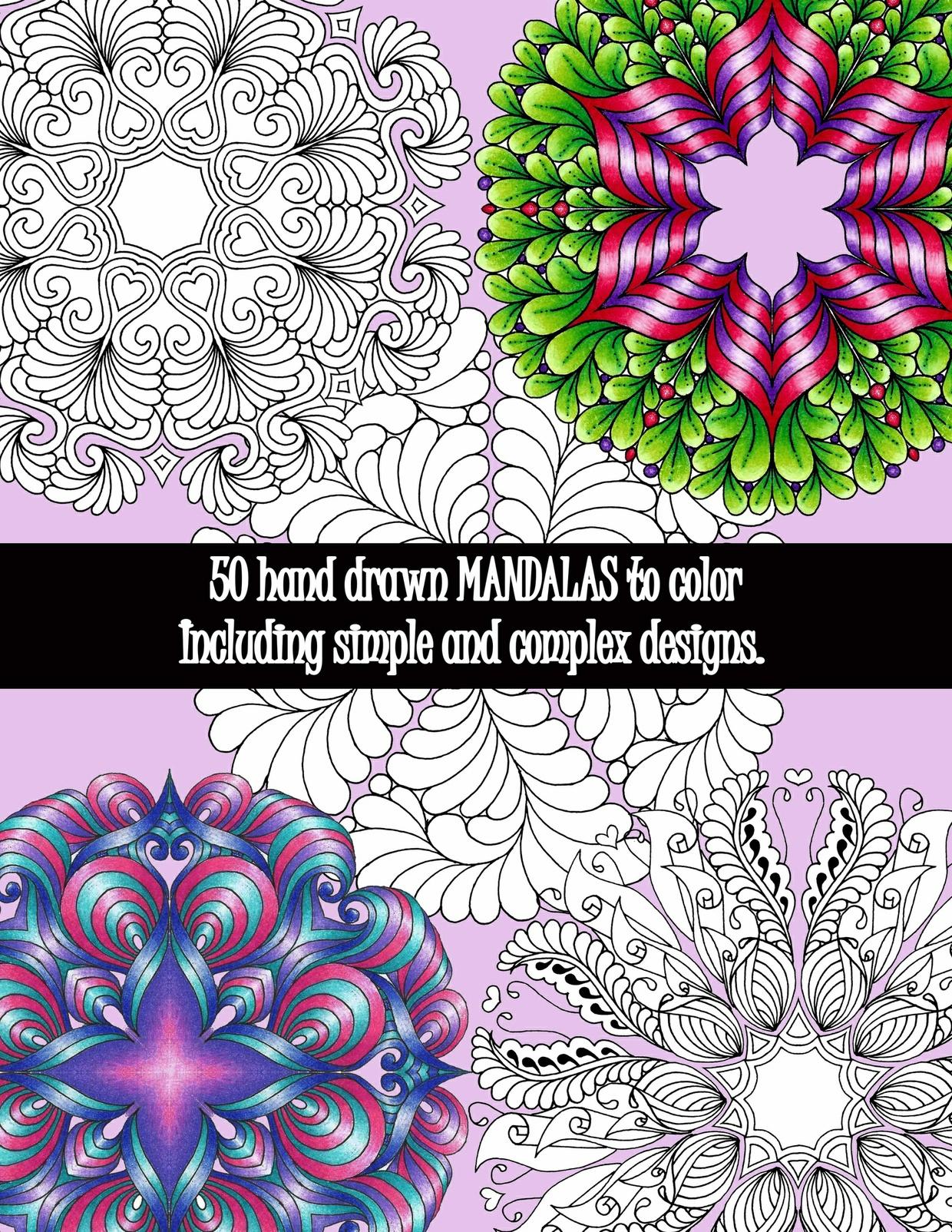 Majestic Mandalas SERIES (3 full PDF books)