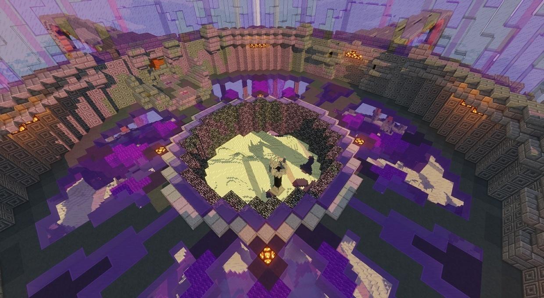 Ender KitPvP Map