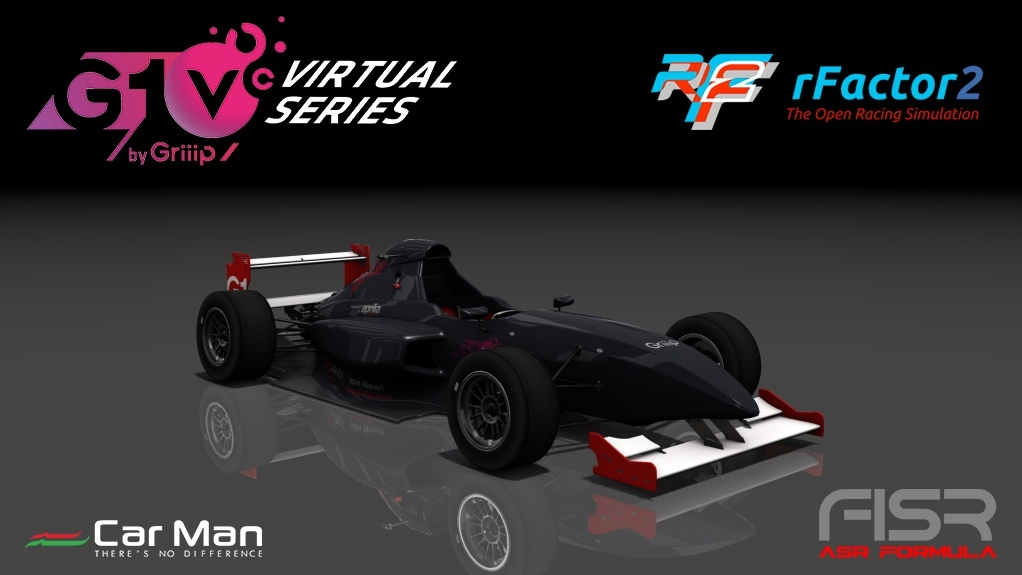 Griiip G1 Virtual Series (rFactor 2)