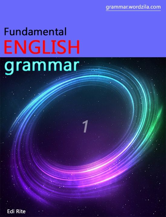 Fundamental Grammar Grade 1