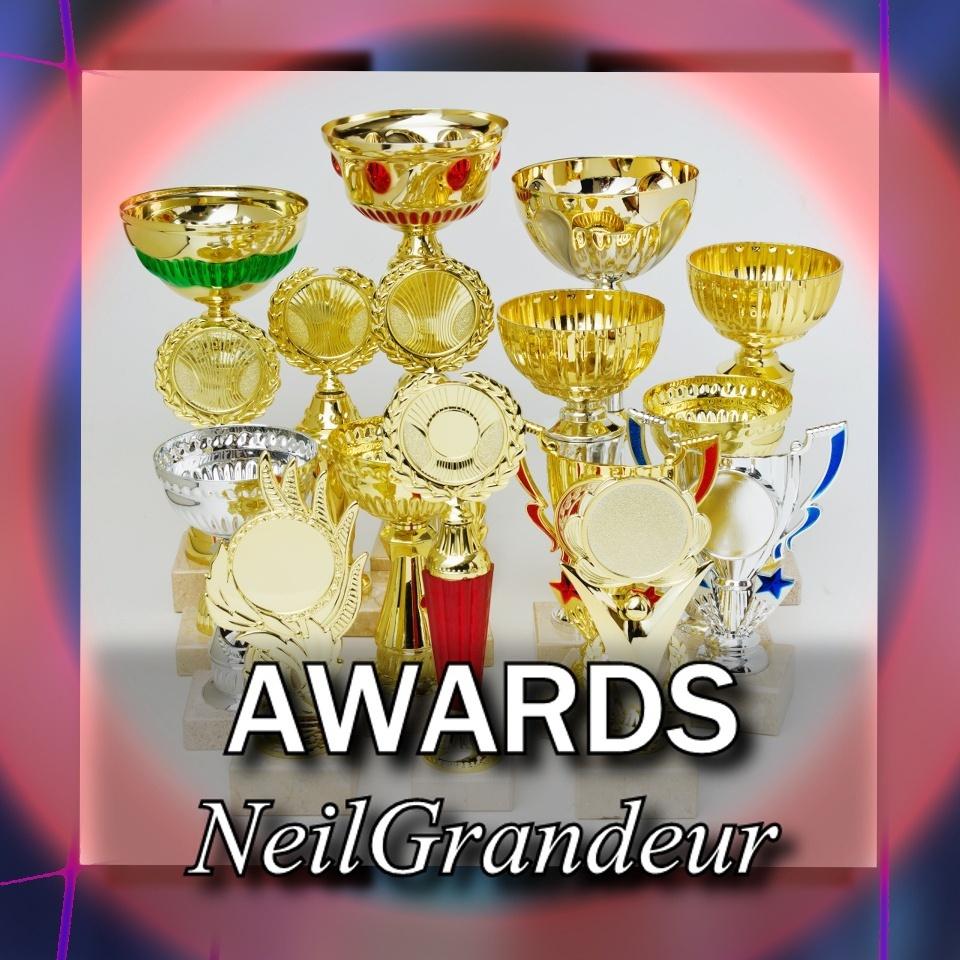 Awards by NeilGrandeur