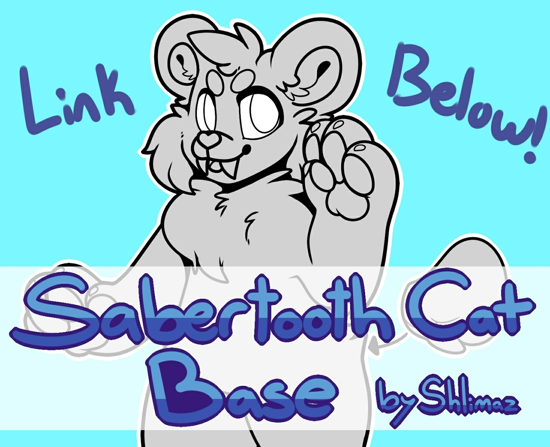 Sabertooth Cat Base