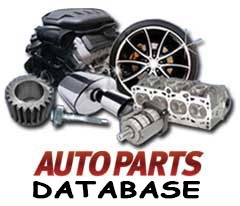Auto Parts Database For Sale - Make, Model, Trim, Engine, Year and Brand from year 1942-2015