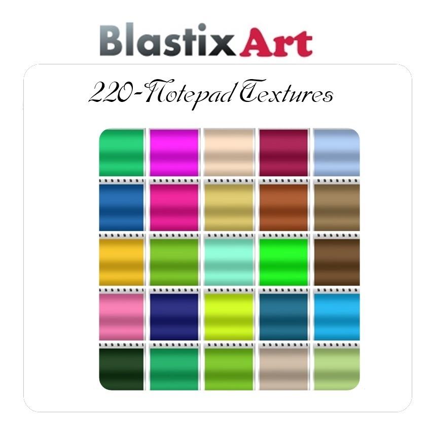 220 Notepad Textures