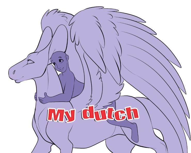 My Dutch Angel Dragon