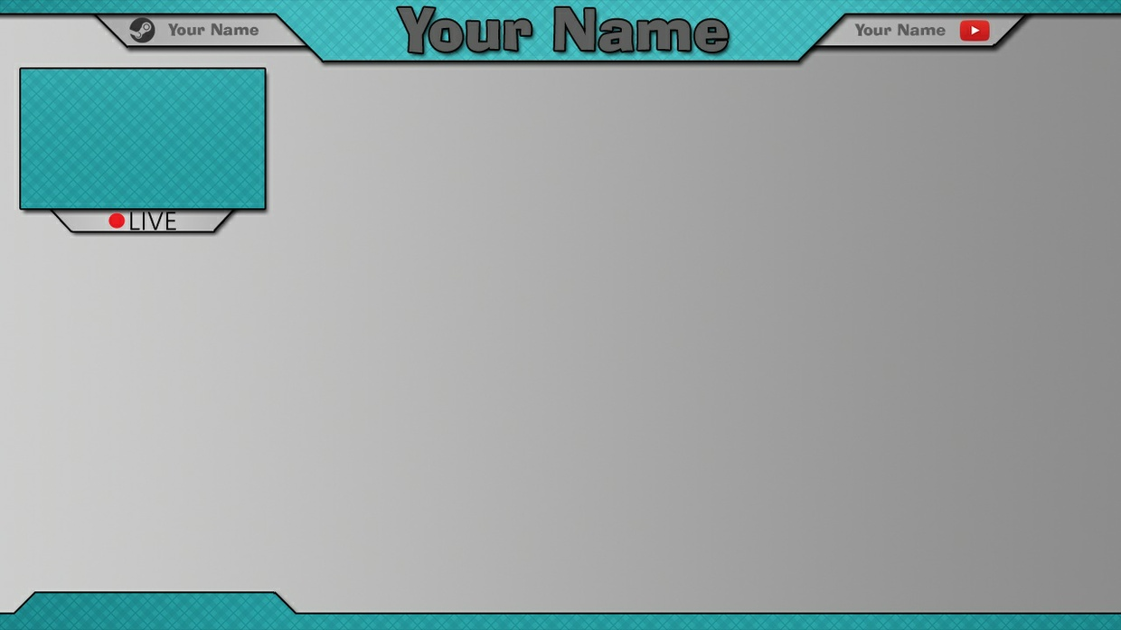 how to make a twitch overlay