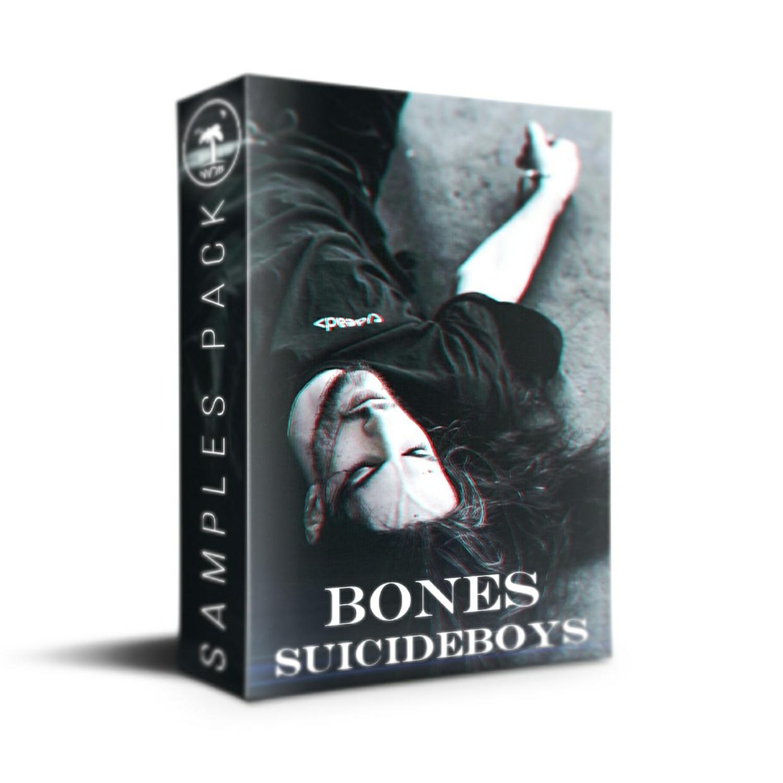 $uicideboy$ x Bones Samples Pack