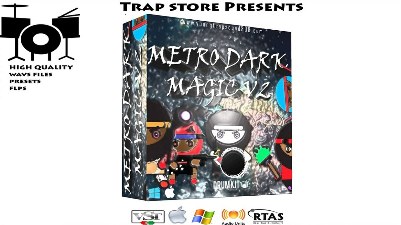 Metro Dark Magic V2 Sound Kit