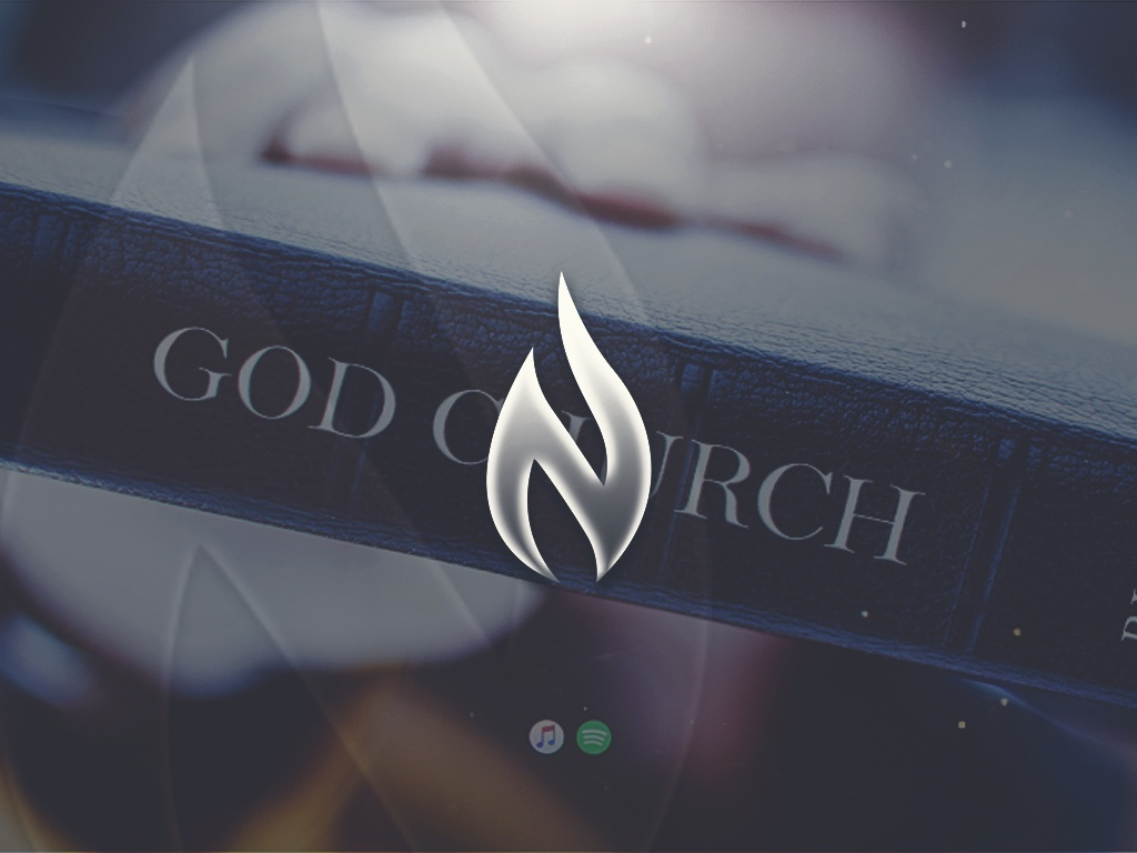 """God Church"" RiceGum Header PSD"