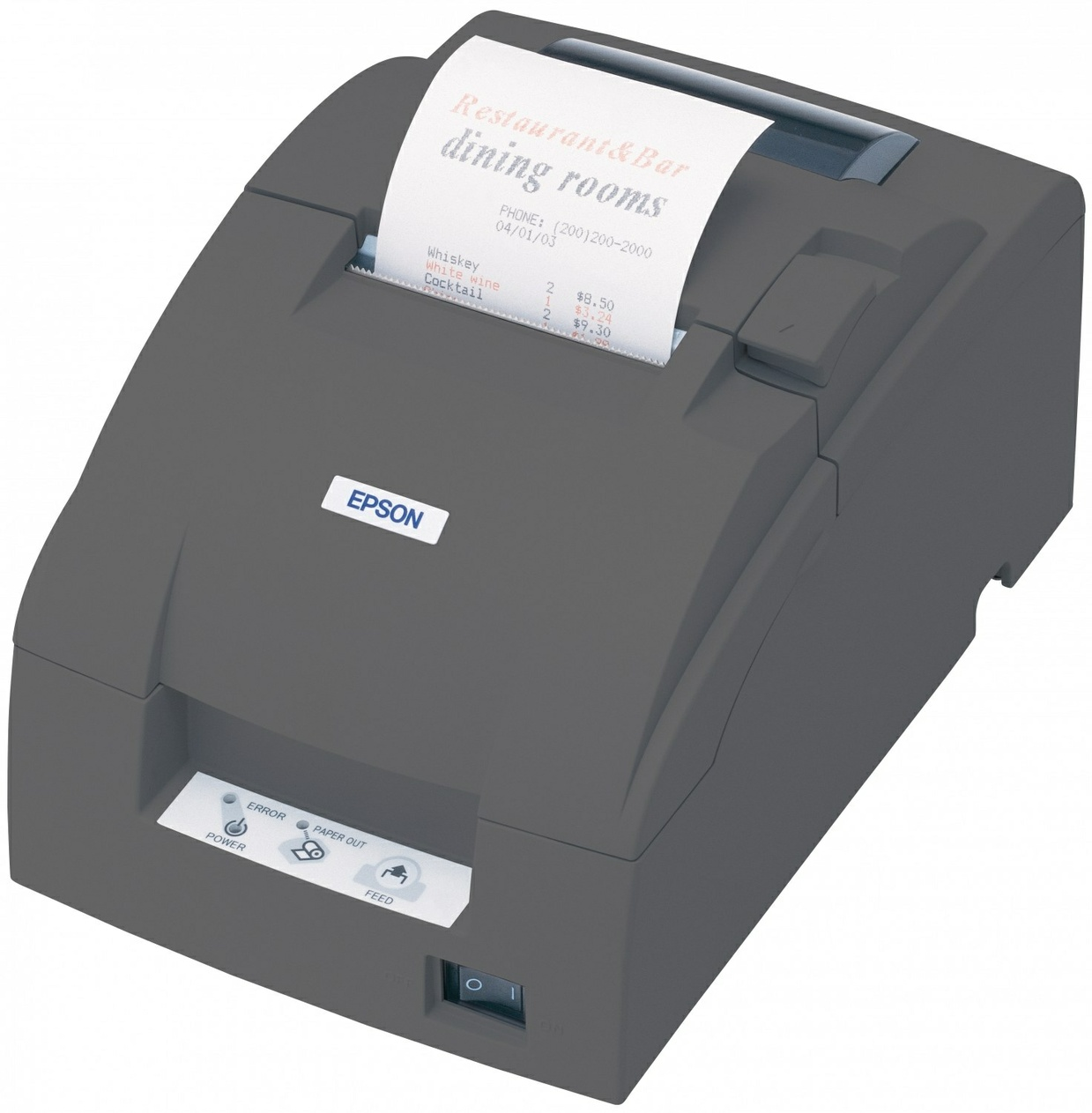 Epson TM-U220 Series (Type A) Roll-Tape Printer Service Repair Manual