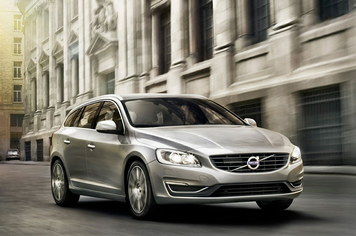 2014 Volvo S60 and V60, OEM Electrical Wiring Diagrams.