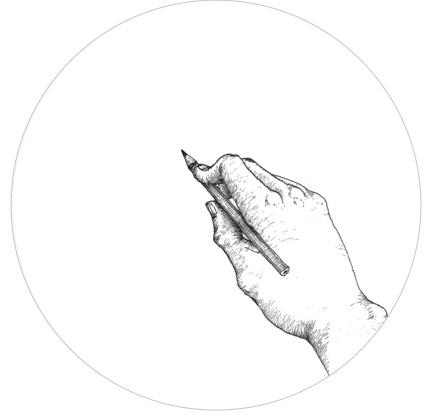 Mano y Dibujo - Taumátropo