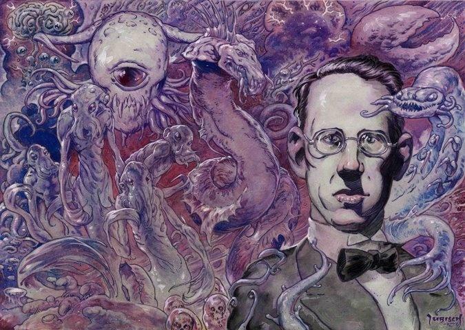 H.P. Lovecraft: Dall'Altrove