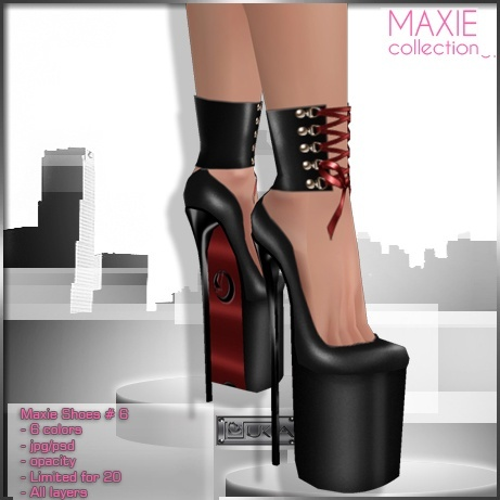 2014 Maxie Shoes # 6