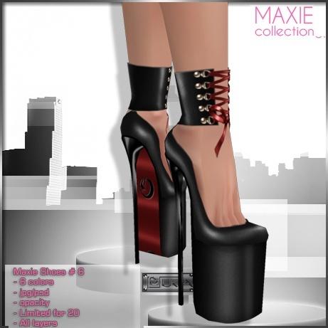 2014 Maxie Shoes # 6