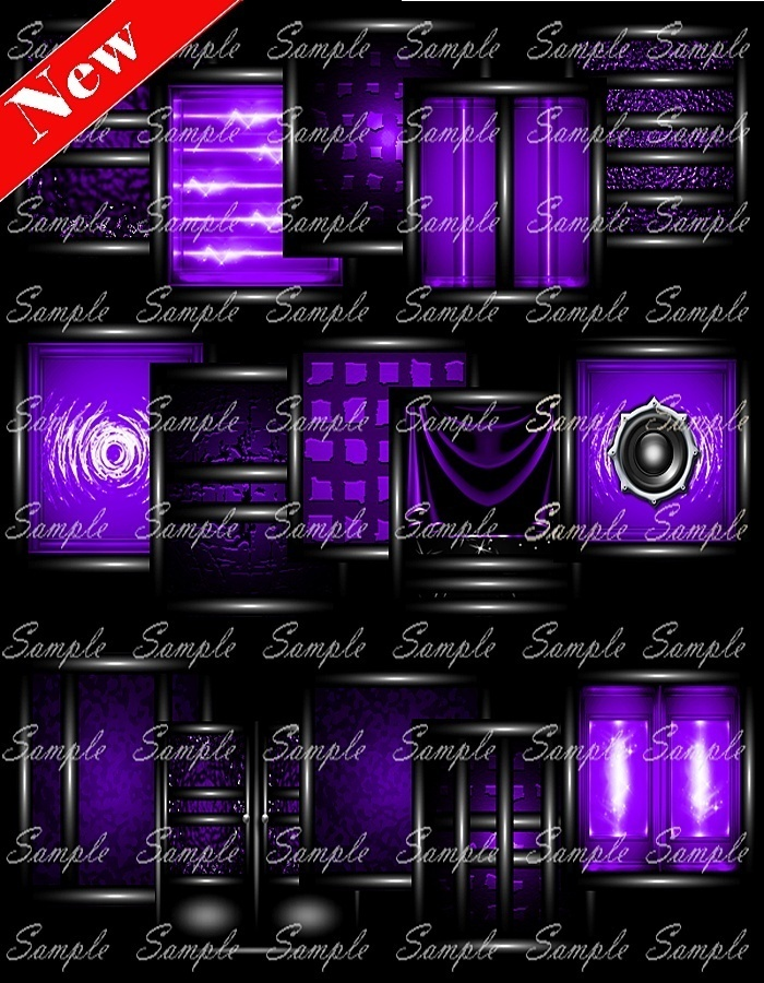 Pvc Purple