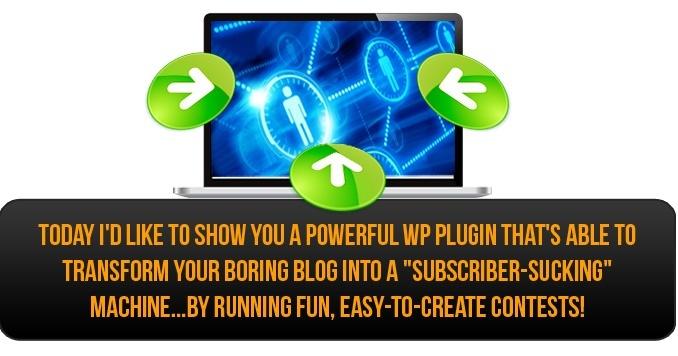 Wordpress Viral Plugin Including PLR