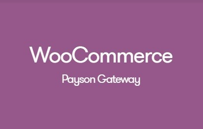 WooCommerce Payson Form 1.7.0 Extension