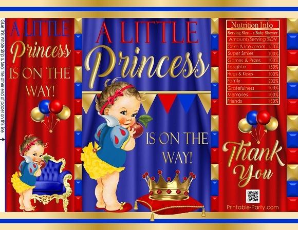printable-potato-chip-fairytail-blueredgold-princess-baby-shower-2