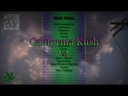 California Kush v4 (PS3 Bypass Modded Back-Up)