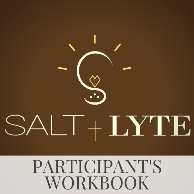 """Rewriting Your Story"" Workbook, Salt + Lyte Original Curriculum"