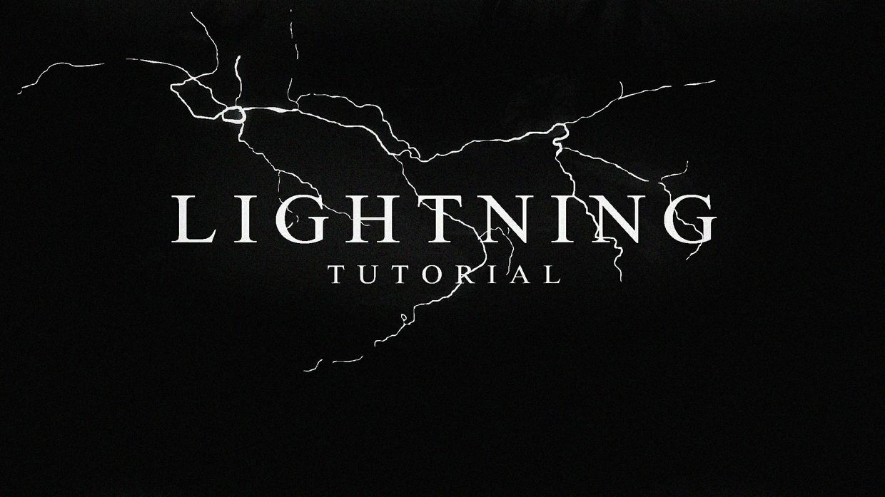 #Lighning Tutorial