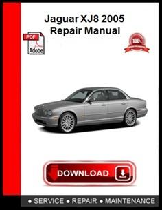 Jaguar XJ8 2005 Repair Manual