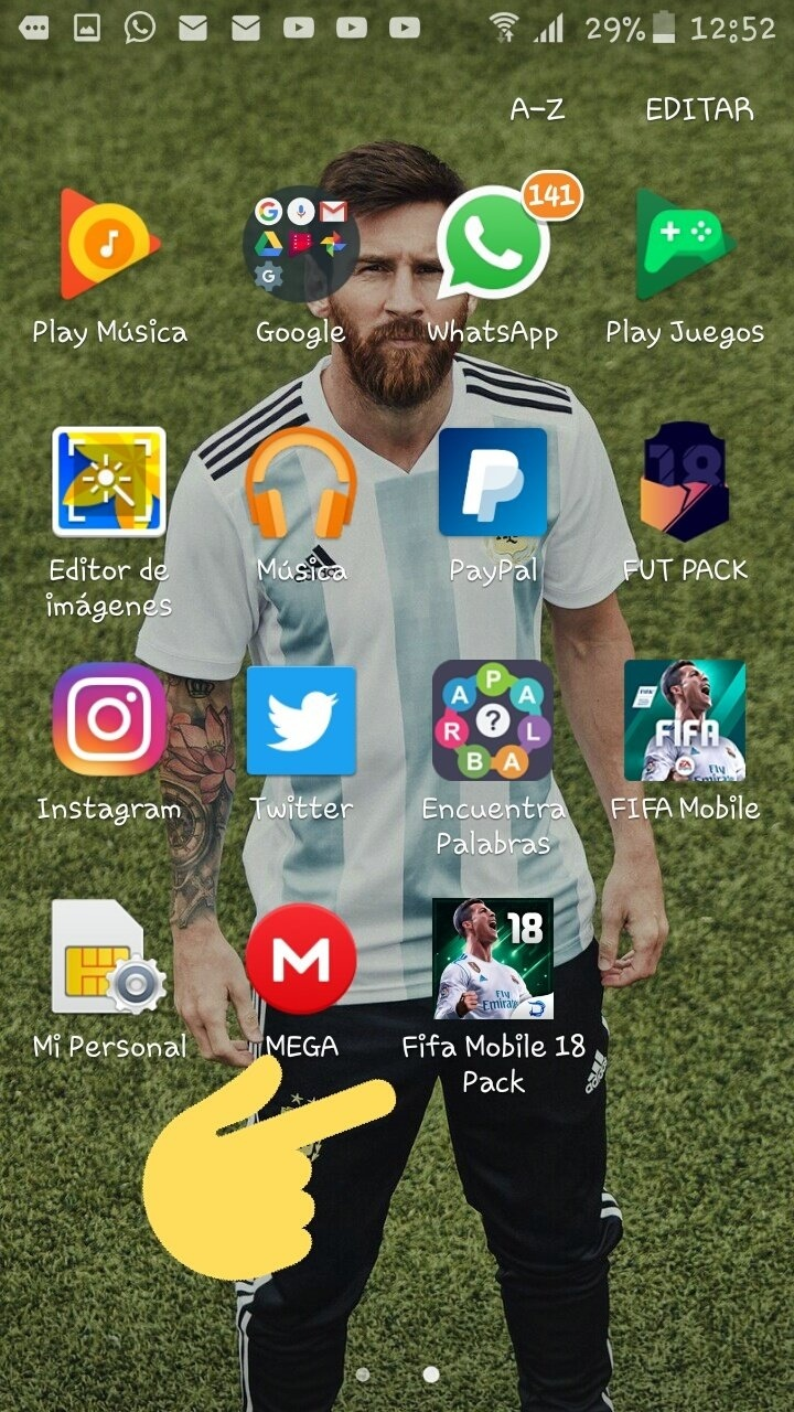 FIFA 18 MOBILE PACK | Versión Android