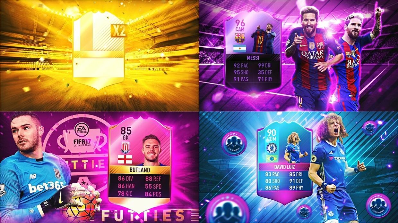 Fifa 17 Thumbnails Pack