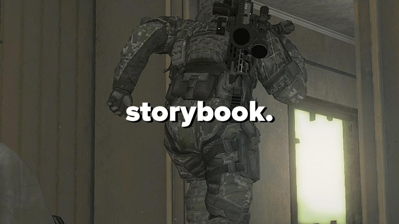 Storybook.