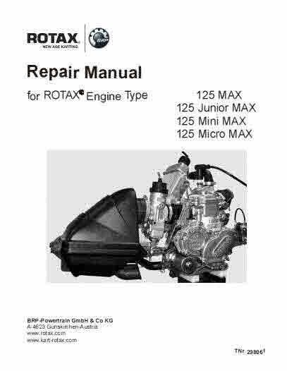 Rotax 503 Repair Manual