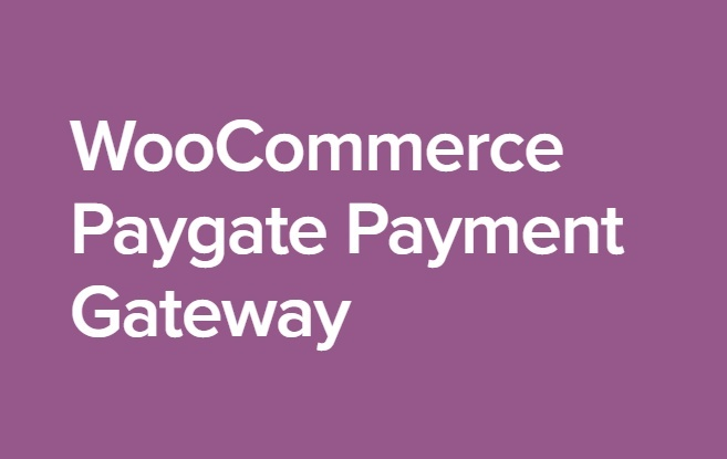 WooCommerce Paygate Payment Gateway 1.3.2 Extension