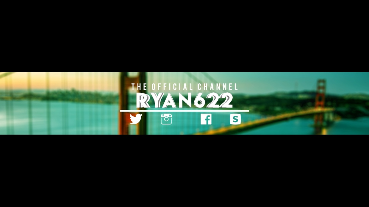 Professional Youtube Channel Banner