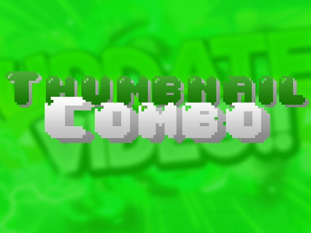 Thumbnail Combo (5 Thumbnails)