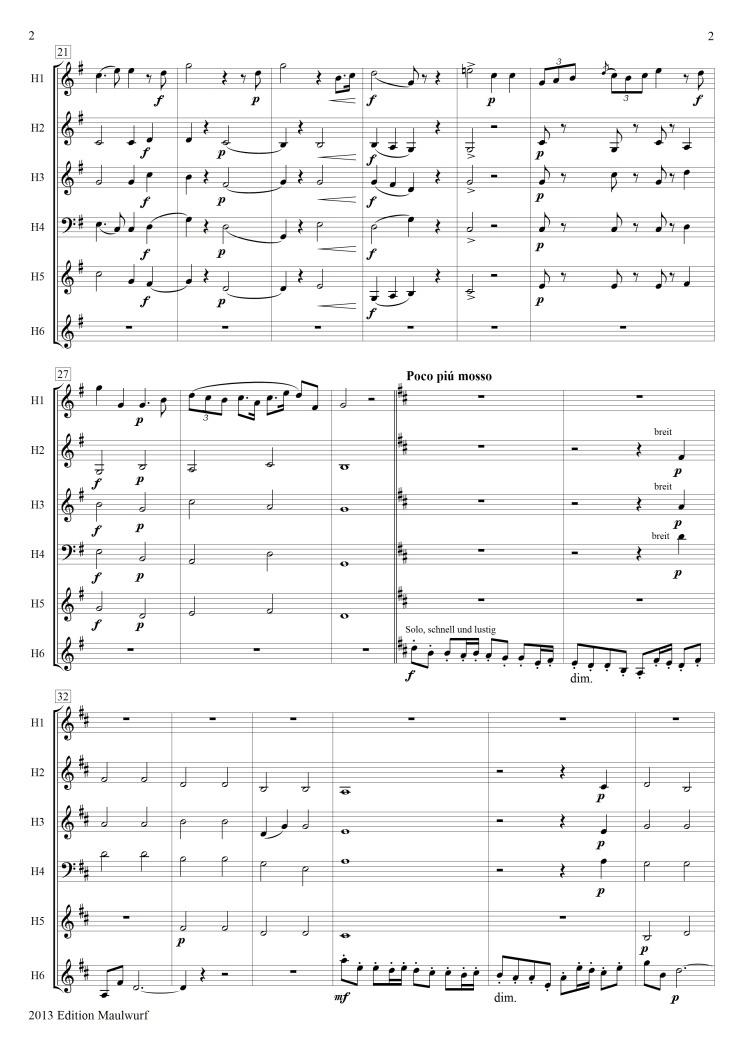 Tannhäuser Medley Teil 1