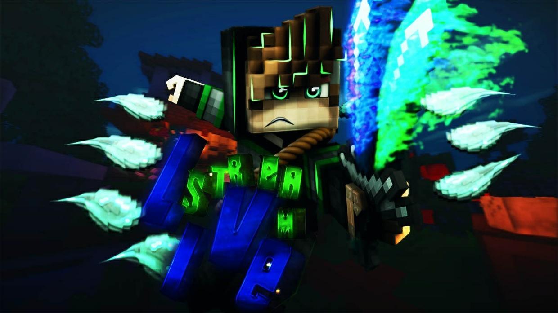 Professional Minecraft Thumbnail!