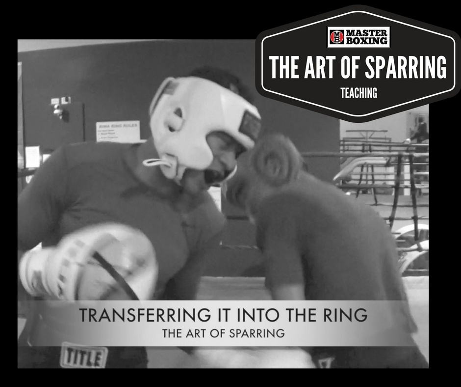 The Art Of Sparring For Fighters