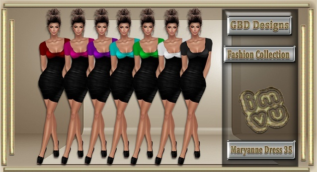 Maryanne Dress 35 CATALOG ONLY!!