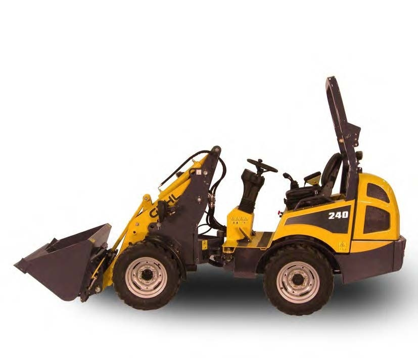 GEHL AL140 / AL240 / AL340 Articulated Loader Service Repair Manual Download