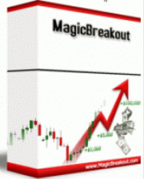 Magic Breakout + Professional Forex Trading Strategy MT4