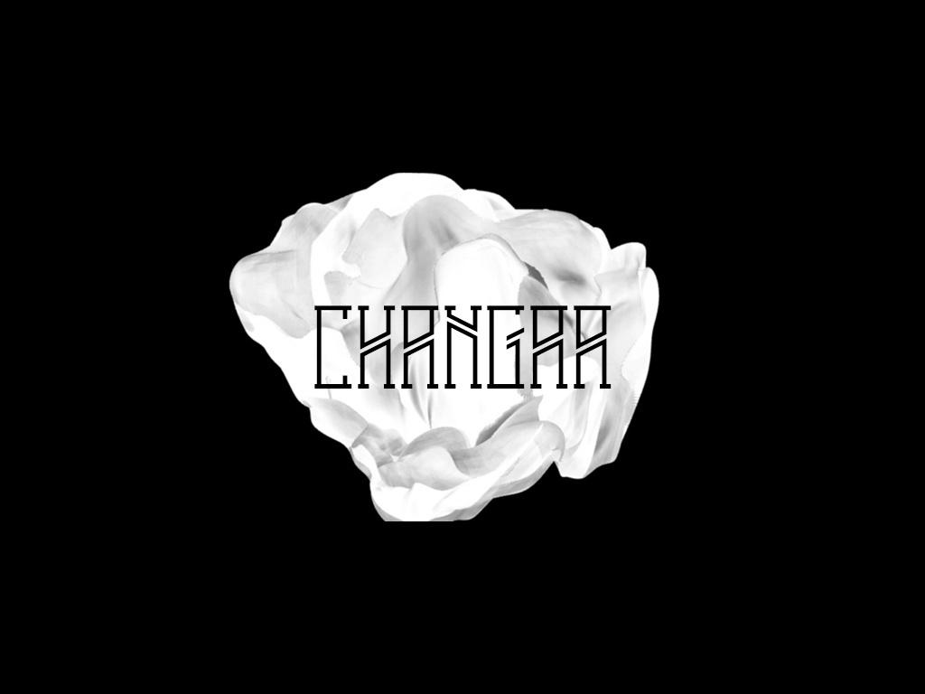 Changaa - Font.